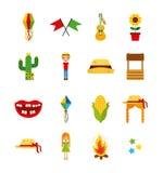 Festivity june illustration. Icon vector design graphic isolated vector illustration