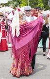 Festivity of `San Isidro`, patron of Madrid, May 15, 2017, Madrid, Spain Royalty Free Stock Photos