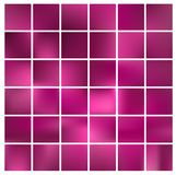 Festivo emettendo luce un fondo rosa luminoso Svuoti la struttura vaga Astrazione affascinante del giorno del ` s del biglietto d Fotografia Stock Libera da Diritti