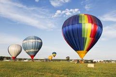 Festiwal aeronautyka obraz royalty free