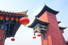 festiwal chińska wiosna Zdjęcia Stock
