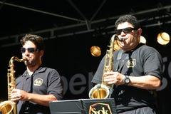 festiwal copenhagen jazz Obraz Royalty Free