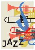 Festiwal Jazzowy Zdjęcie Stock