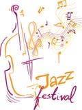 Festiwal Jazzowy Fotografia Royalty Free