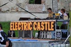 Festiwal Muzyki Obrazy Royalty Free