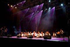 festiwal muzyki Penang świat Zdjęcia Stock