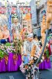 Festiwal parada w Tajlandia Obrazy Royalty Free