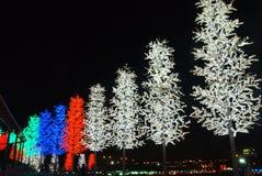 festiwal prowadzący światło Zdjęcie Royalty Free