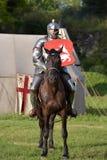 Festiwal średniowieczna odbudowa Fotografia Stock