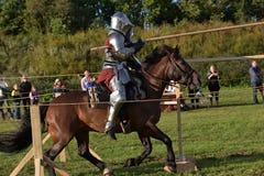 Festiwal średniowieczna odbudowa Fotografia Royalty Free