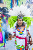 Festiwal Valle Del Maiz Obraz Stock