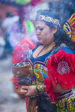 Festiwal Valle Del Maiz Obrazy Royalty Free