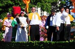 festiwali/lów 2010 hawajczyków aloha Fotografia Royalty Free