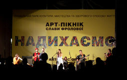 Festiwalu bęben Obrazy Stock