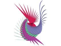 Festiwalu dekoracyjny kształt Obrazy Royalty Free