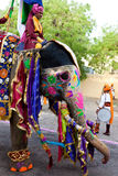 festiwalu gangaur Jaipur Obraz Stock