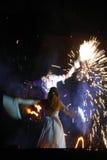 festiwalu grock Obrazy Stock