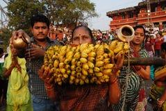 festiwalu hindus Fotografia Royalty Free