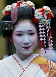 festiwalu jidai matsuri Fotografia Royalty Free