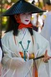 festiwalu jidai matsuri Zdjęcie Stock