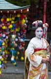 festiwalu jidai matsuri Zdjęcie Royalty Free