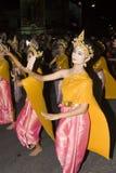 festiwalu krathong loy woda Obraz Royalty Free