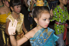 festiwalu krathong loy woda Obrazy Stock