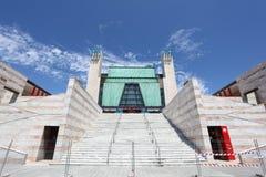 Festiwalu pałac w Santander, Hiszpania Obraz Stock