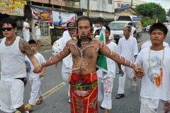 festiwalu Phuket jarosz Obraz Royalty Free