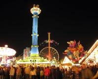festiwalu piwny życie nocne zdjęcie royalty free