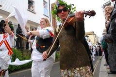 festiwalu zielona hastings dźwigarka obrazy royalty free