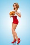 Festliche Biere Lizenzfreies Stockfoto