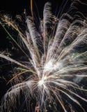 Festliche Feuerwerke Lizenzfreie Stockfotos
