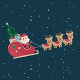 Festliche Grußkarte Weihnachts- und des neuen Jahresschablone für Einladungskarte Weihnachts- und des neuen Jahreshintergrund lizenzfreies stockfoto