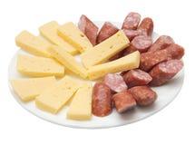 Festliche Mahlzeiten lizenzfreies stockfoto