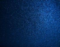 Festlicher abstrakter blauer Hintergrund Lizenzfreie Stockfotografie