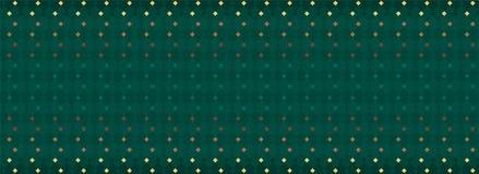Festlicher Smaragdhintergrund für Weihnachtspartei stock abbildung