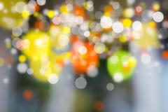 Festlicher Weihnachtshintergrund Lizenzfreie Stockfotografie