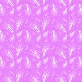 festliches Muster mit Crackern Lizenzfreie Stockbilder