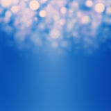 Festlig bakgrund för mousserande ljus med textur Abstrakta Chris Royaltyfria Bilder