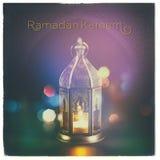 Festlig bakgrund för Ramadan royaltyfria foton