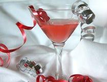 festlig ferie för drink Royaltyfri Bild