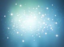 Festlig ljus ljus bakgrund Arkivfoto