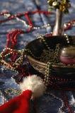 festlig tabell royaltyfri foto