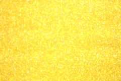 Festligt abstrakt begrepp av guld blänker bakgrund Royaltyfri Bild