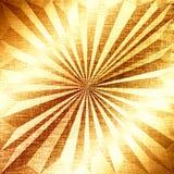 festligt guld- för bakgrund Arkivbild