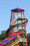 festligt torn Royaltyfri Foto