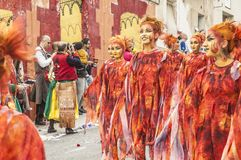 Festmåltid av St George Fotografering för Bildbyråer