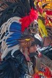 Festmåltiddag av oskulden av Guadalupe i Mexico - stad arkivbild