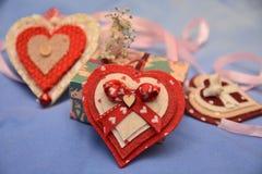 Festmåltidst-valentin gåva för förälskelse för passion för hjärta för festlighet för vänner för dag röd royaltyfri foto